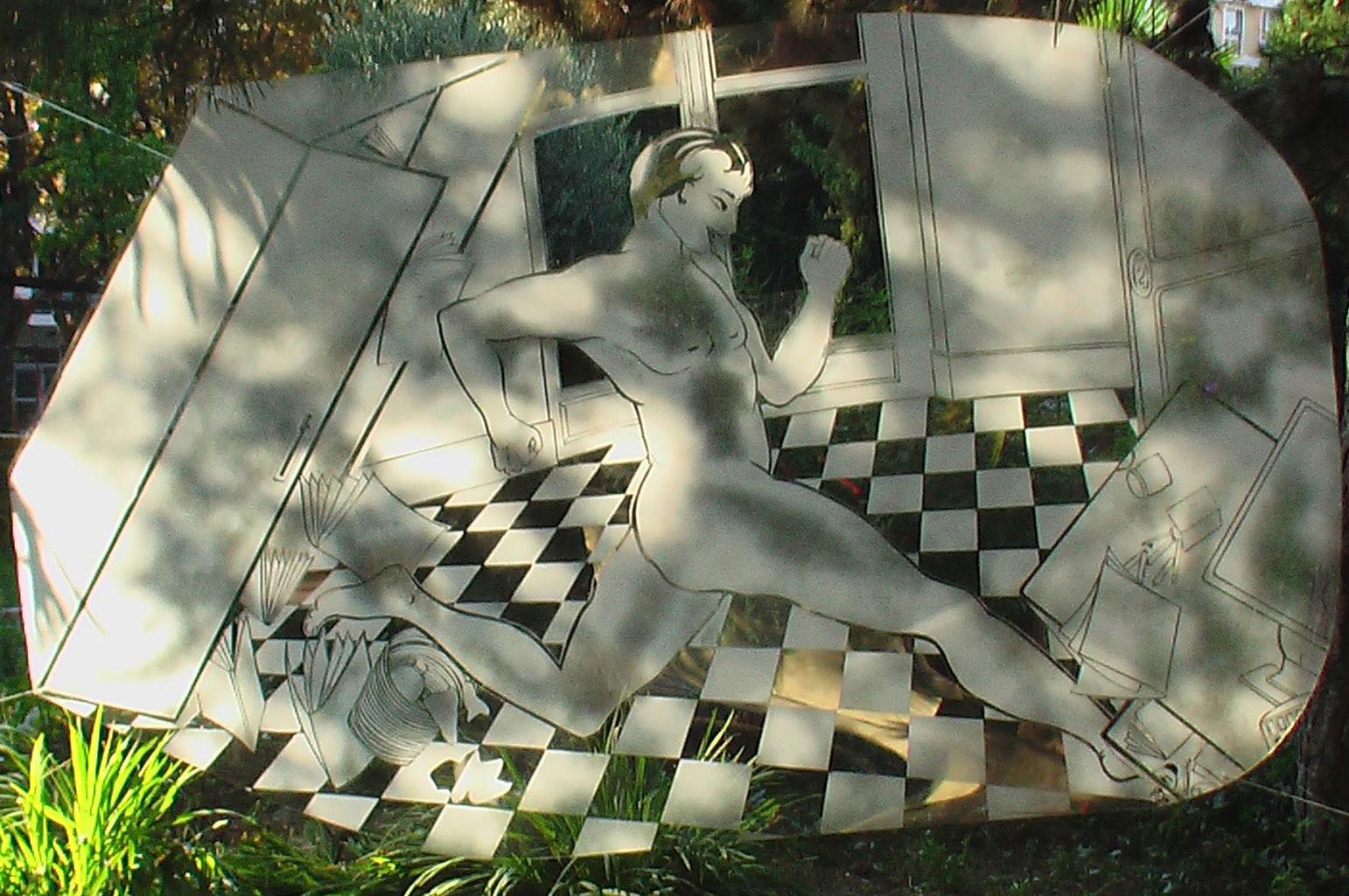 """Série """"L'Homme Moderne"""", Génie des Jardins 2009"""